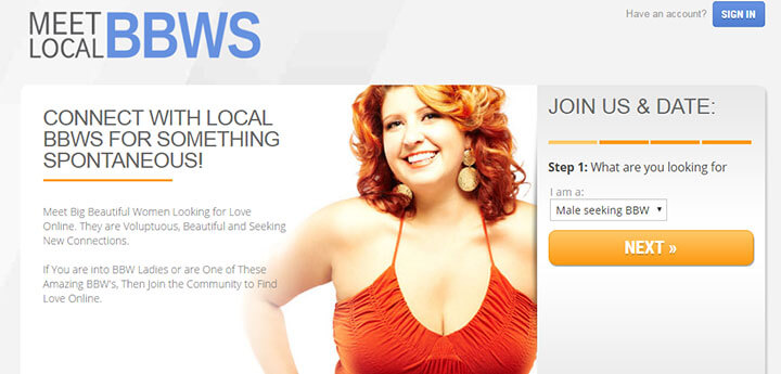 meet local bbws homepage